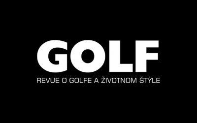 Magazín GOLF